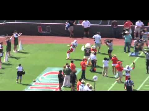 Canes Camp Report 4-13-13 Spring Game Edition