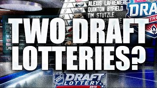 NHL Thinking Of Doing TWO DRAFT LOTTERIES? NHL RUMOURS & NEWS TODAY 2020 (Re: Bob McKenzie) Playoffs