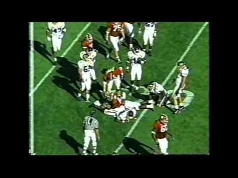 1998 East Carolina vs. Alabama Highlights
