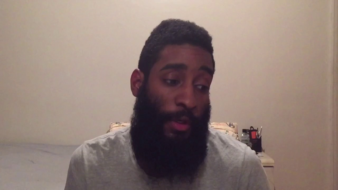 growing a beard black men youtube