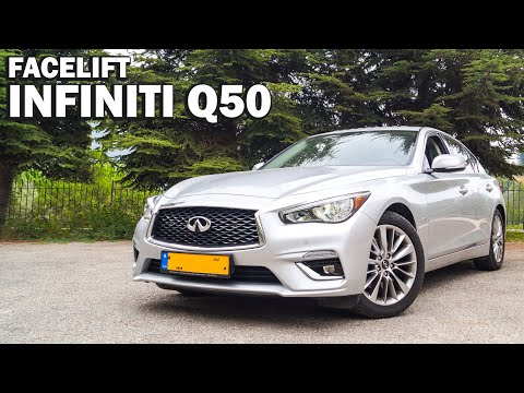 Review: 2019 Infiniti Q50 2.0t | Interior & Exterior Tour, Test Drive