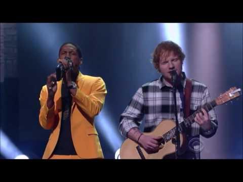 Ed Sheeran - Ain't No Sunshine LIVE @ CBS