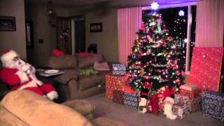 Santas Visit to the Fortin house 2011 - HD 1080p Video Sharing
