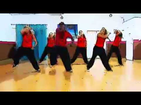 "Chorégraphie Zumba® Fitness ""Wacht out for this"" Major Lazer by Jyem Gourpil"