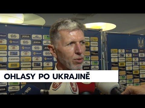 Ohlasy po utkání s Ukrajinou