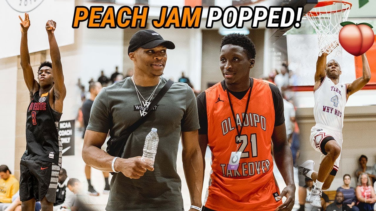 Peach Jam 2018 Was A MOVIE! Cassius Stanley, Jalen Lecque & More! FULL HIGHLIGHTS ????