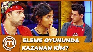 Eleme Oyununu Kazanan Takım Belli Oldu | MasterChef Türkiye 26.Bölüm