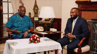 Why Joho Meeting With Mzee Moi Was The Most Significant Since The Handshake