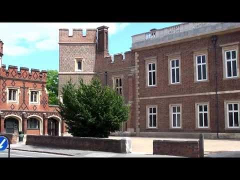 (HD)Travel to UK,Eton College - イートン校