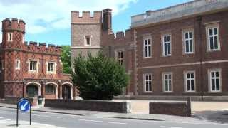 (HD)Travel to UK,Eton College - イートン校