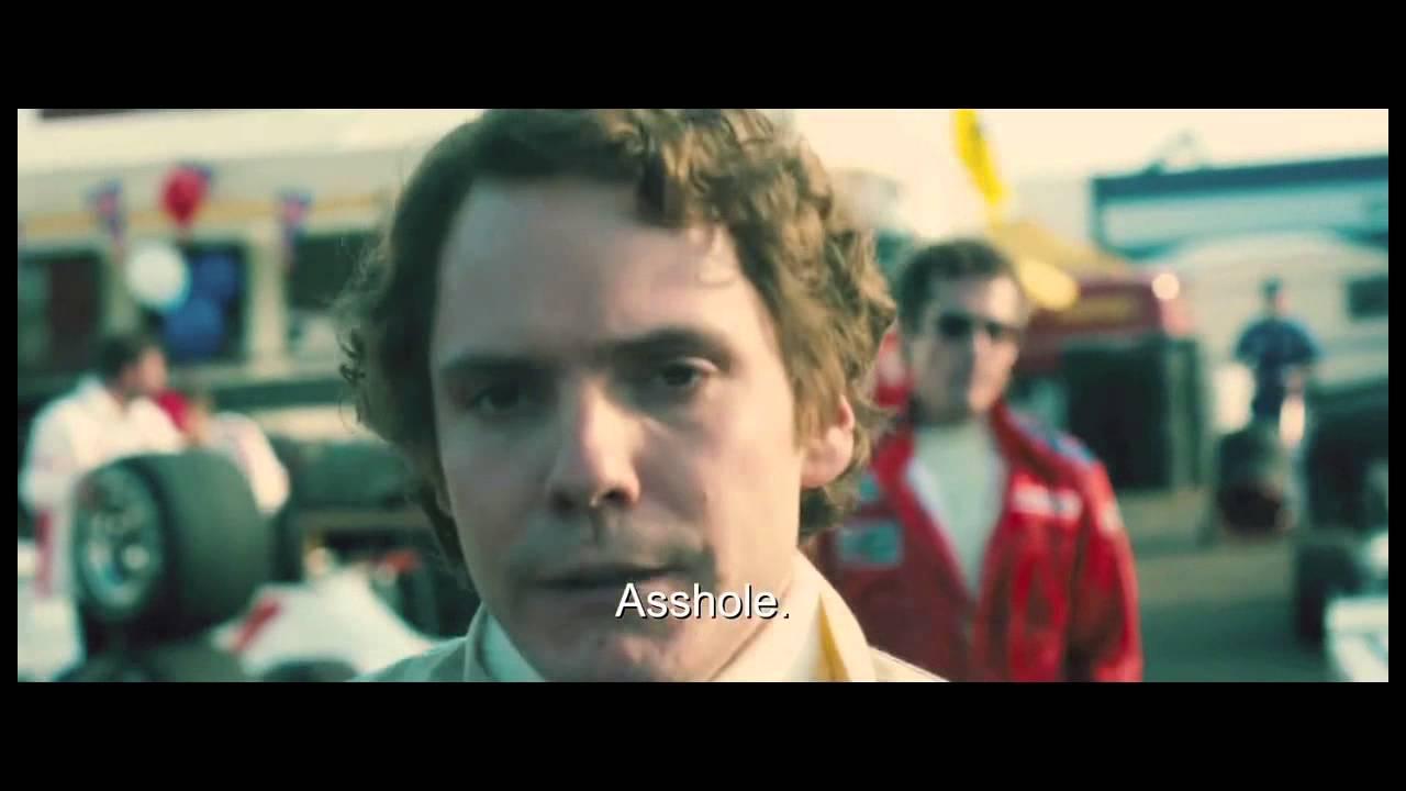 ass hole girl Rush F1: Niki Lauda Asshole Edit