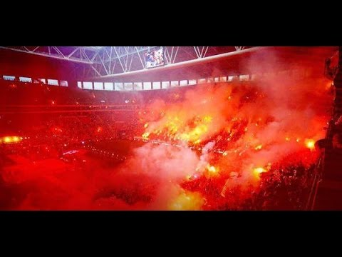 "Welcome to hell ""ali sami yen hell"" Galatasaray Istanbul"