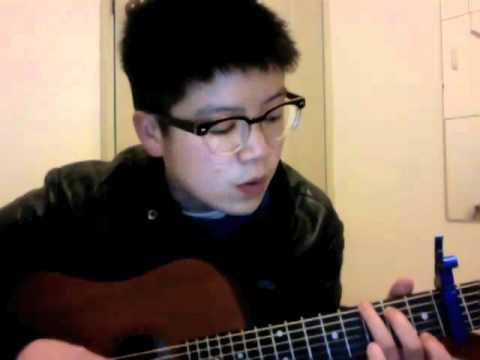 I Adore You - Melpo Mene (acoustic cover by Joe Wang)