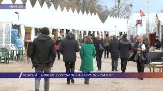 Yvelines | Foire de Chatou : c'est parti pour une 99ème édition !