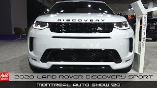 2020 Land Rover Discovery Sport - Exterior And Interior - Montreal Auto Show 2020