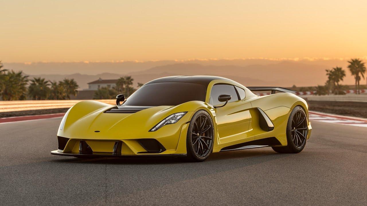 Mobil Kelas Sultan ini Punya Kecepatan Super, Gan