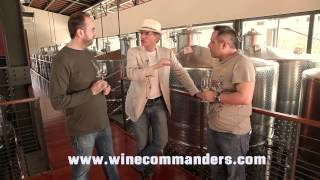 Wine Commanders with the Chairman of IMW Jean-Michel Valette MW on Greek Wines