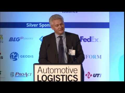 Automotive Logistics Europe 2015: Managing the Globalised Supply Chain Network