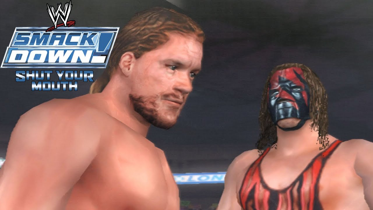 Hasil gambar untuk WWE SmackDown - Shut Your Mouth gameplay