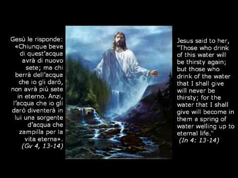 La Samaritana - Acqua viva per l'Eternità