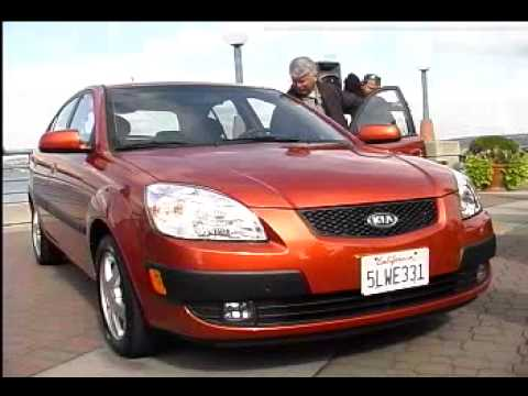 2006 Kia Rio And Rio5 Walk Around Youtube