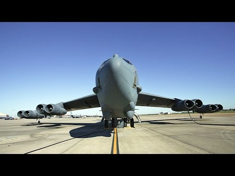 LICKING A B52 BOMBER JET!! - BEAT DOWN AND CHOKED!!