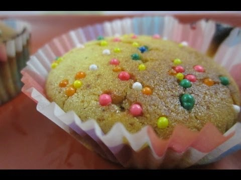 How To Make Eggless Wheat & Jaggery Muffins