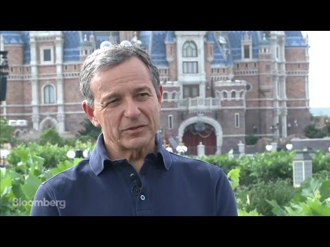 Disney's Iger Says Shanghai Resort Close to Breaking Even