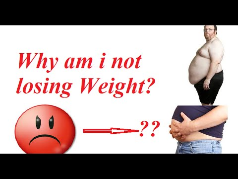 Why Am I Not Losing Weight?- Tips Revealed Here
