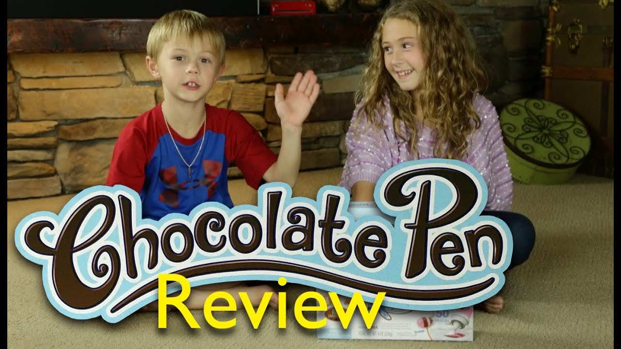 Chocolate Pen Review I Love It