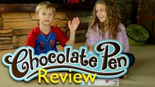 Chocolate Pen REVIEW - I love it!!