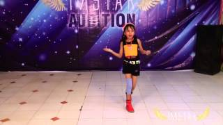 Happy New Year-  'Lovely Hogai Yaar'  IMSTAR Auditions Mehsana Nisha Patel