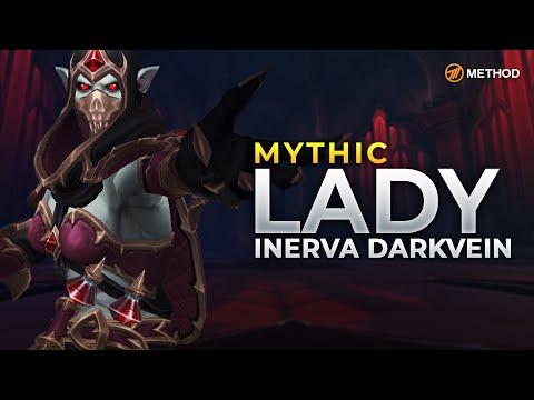 Method VS Lady Inerva Darkvein - Mythic Castle Nathria
