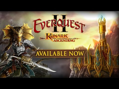 EverQuest 2 – Part 1 – Kunark Ascending – Using a level 100
