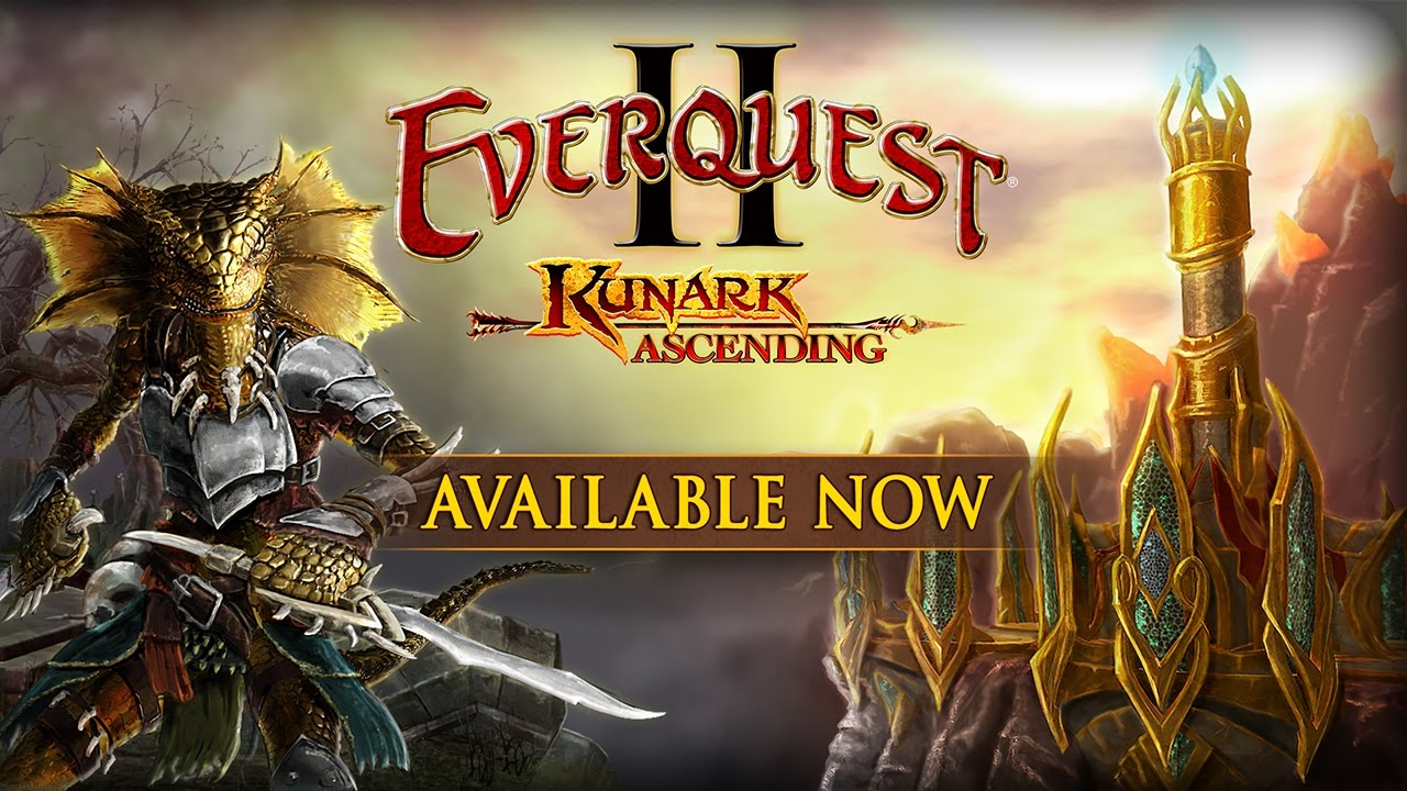 EverQuest 2: Kunark Ascending [Official Trailer]