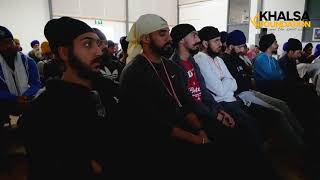 How can I keep Rehat at university or school? Principle Narinder Pal Singh & Bhai Jasbir Singh