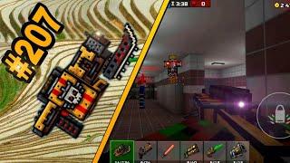 Pixel gun 3d. {#207} Мастер войны[Обзор].
