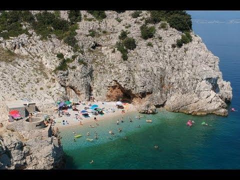 10 Best BEACHES of CROATIA