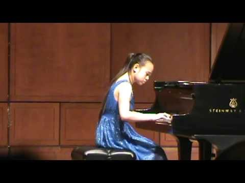 World Piano Competition(Young Artist) Gold Medal - Elizabeth Guo