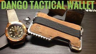 Dango T01 Wallet Review | Best Minimalist Wallet