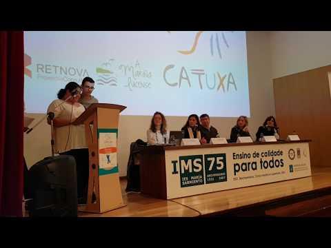 El alumnado del IES María Sarmiento se pronuncia contra el machismo