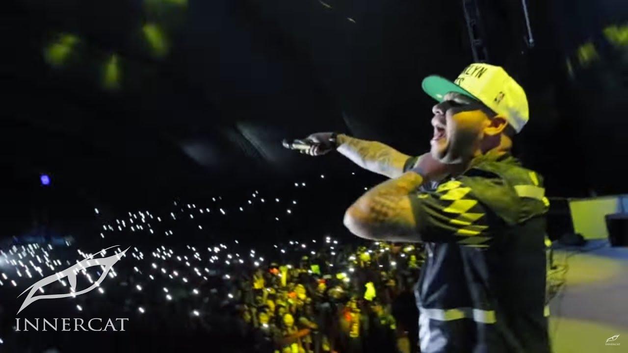 Farruko En Puebla Mexico 2015 [Live]