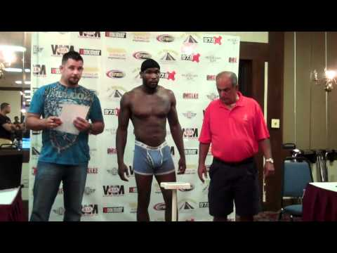 Thumbnail: MASS Inauguration Pro Weigh In's - 7/15/2011