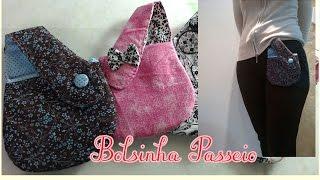 Bolsinha Passeio