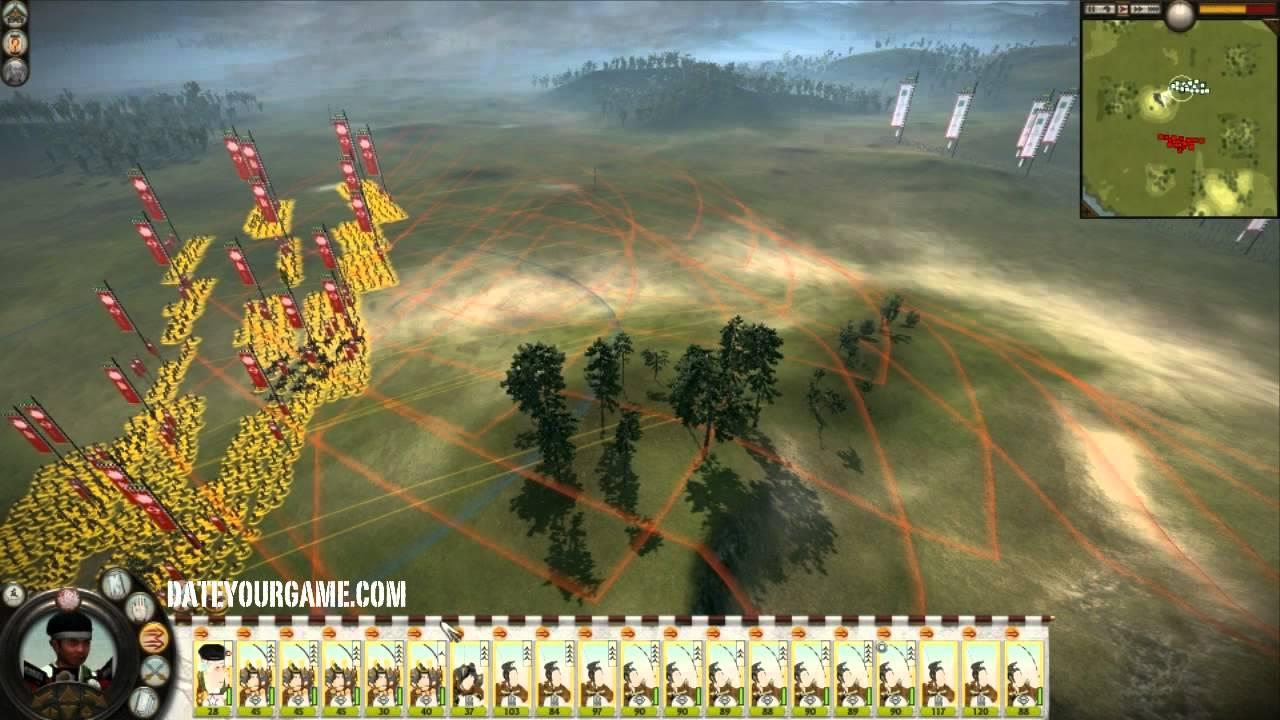 Shogun 2 Total War Rise of Samurai Gameplay - YouTube