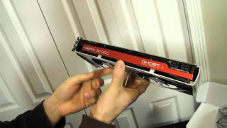 xfx radeon hd 7950 dd double dissipation video card unboxing first look linus tech tips