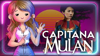 💥MULAN 2020: La CAPITANA MARVEL China😥