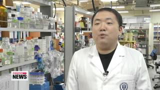 Korean researchers develop new drug for faster skin healing   국내연구진 10배 빨리 낫는 상처