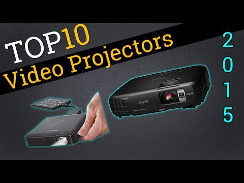 Top Ten Video Projectors 2015 |  Best Home Theater Projectors