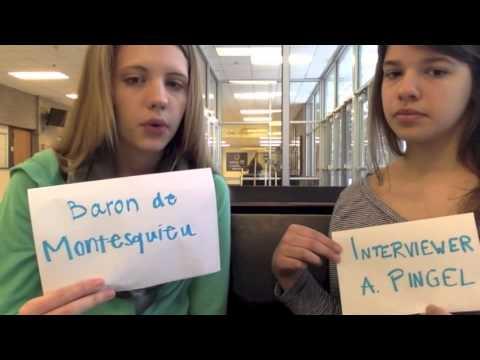 Montesquieu Interview